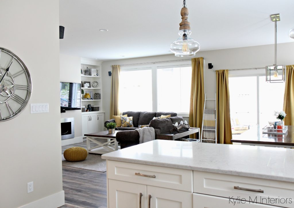 Edgecomb Gray by Kylie M Interiors