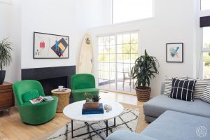 Bright Living Room