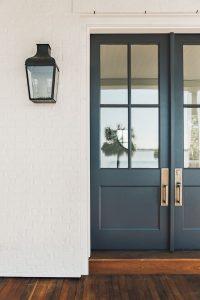 Wrought Iron Front Doors