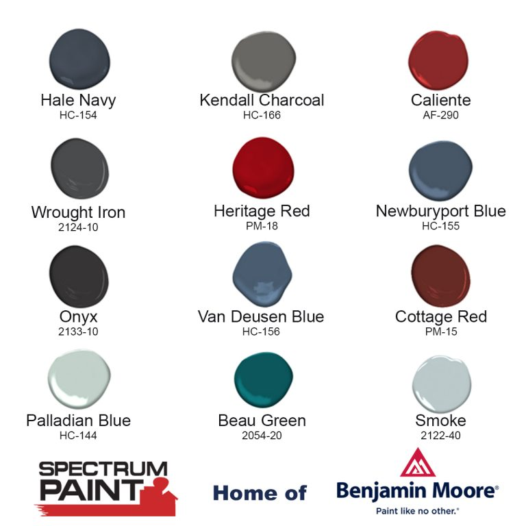 Top Accent Colors 2019
